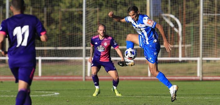 El Deportivo y el Valladolid Promesas se encontrarán en Primera RFEF