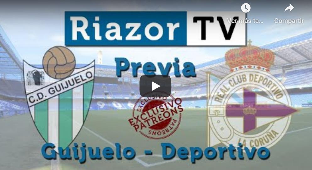 Guijuelo vs Deportivo, la previa