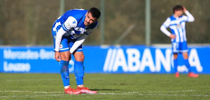 Adri Castro se medirá al Deportivo con el Arenteiro