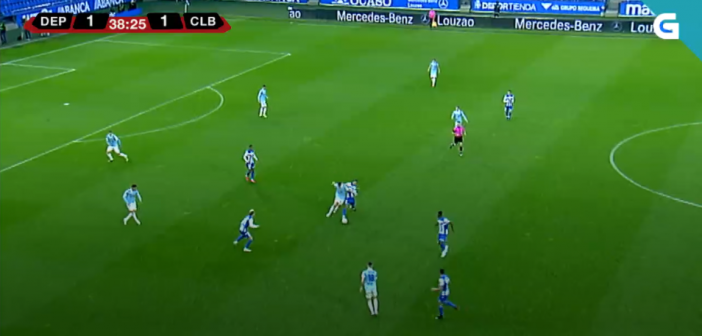Deportivo vs Celta B