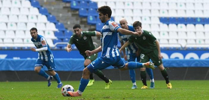 Rui Costa con el Deportivo en el Teresa Herrera