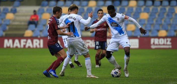Pontevedra vs Deportivo