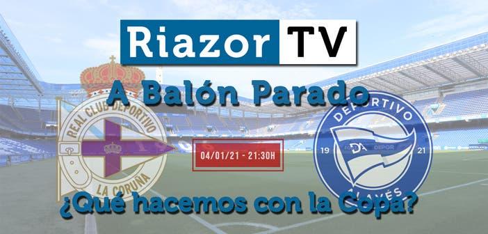 Deportivo vs Alavés en directo