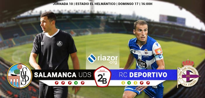 Salamanca Deportivo previia
