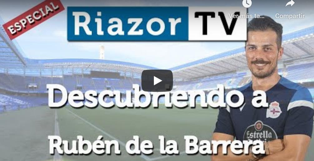 Descubriendo a Rubén de la Barrera