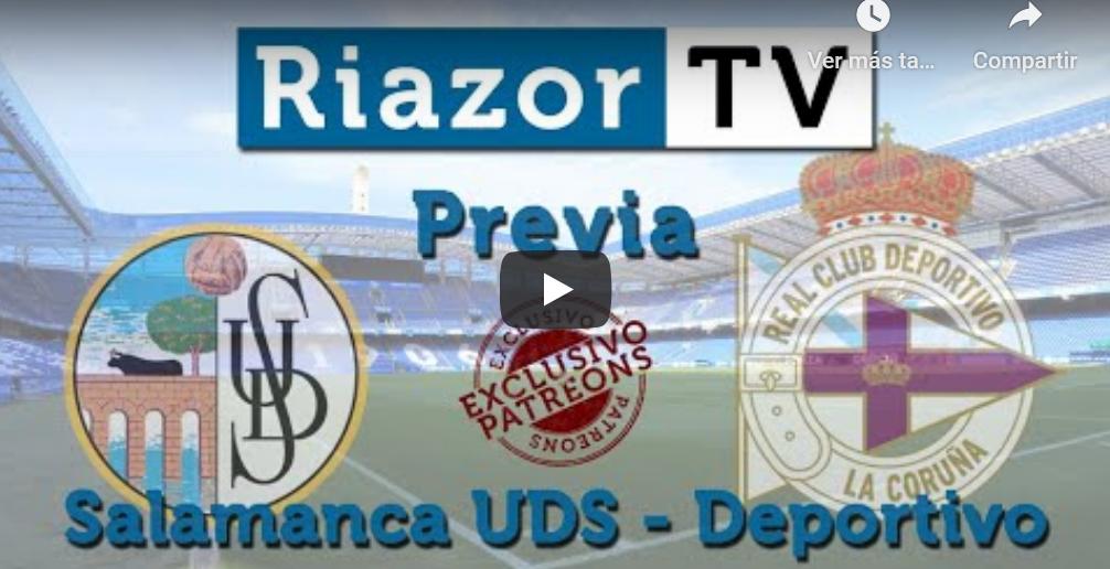 Salamanca vs Deportivo