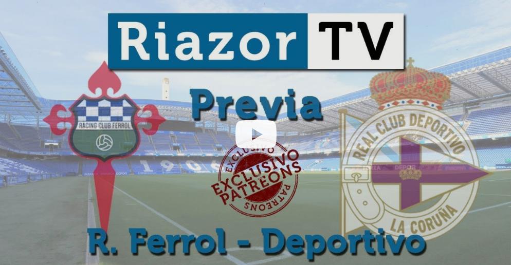 """¿Qué alineación elegirías para el Racing de Ferrol vs Deportivo"""""""