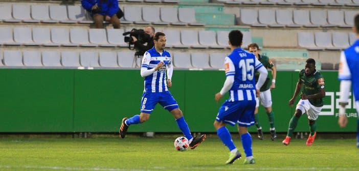 Uno por uno: Las notas del Racing de Ferrol vs Deportivo