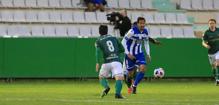 Racing de Ferrol vs Deportivo