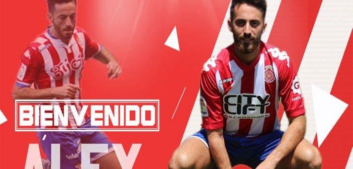 Álex Menéndez nuevo jugador del Zamora antes de visitar Riazor