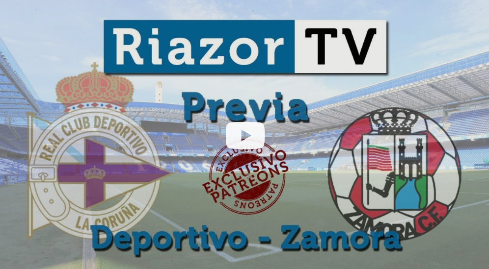 Deportivo vs Zamora