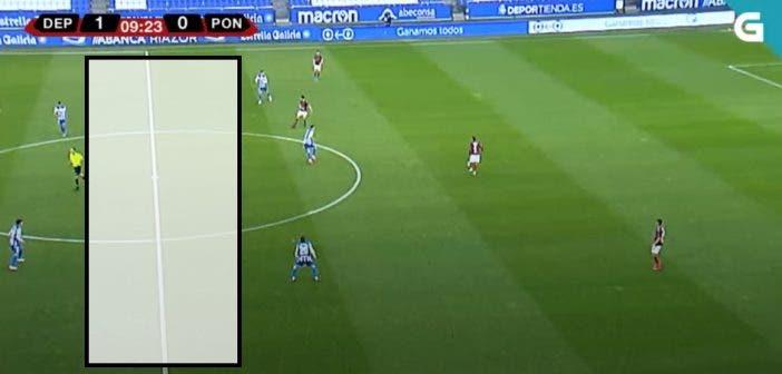 Deportivo vs Pontevedra
