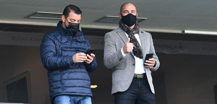 Walter Pandiani nuevo entrendor de Club Atlético Cerro