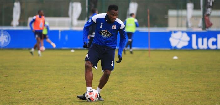 Uche Agbo vuelve para el Langreo vs Deportivo