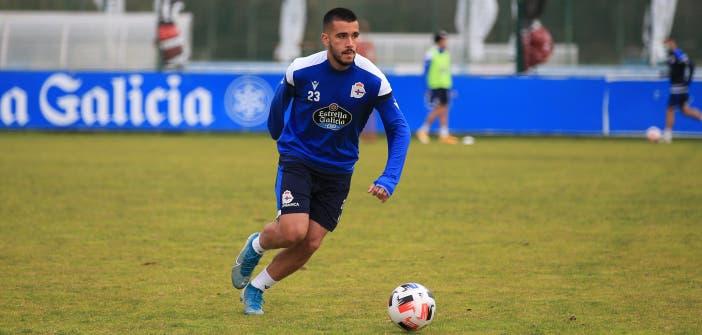 Adri Castro jugará cedido en el Arenteiro