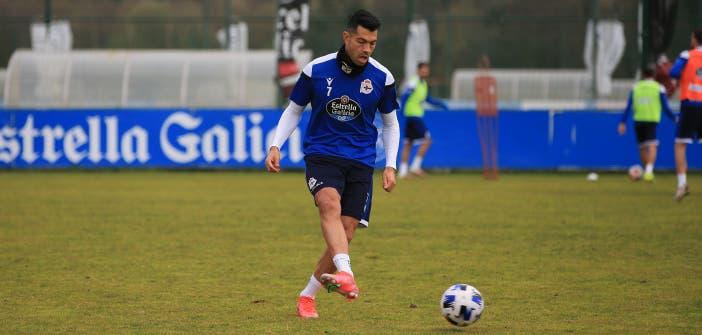 Miku vuelve para el Deportivo vs Pontevedra