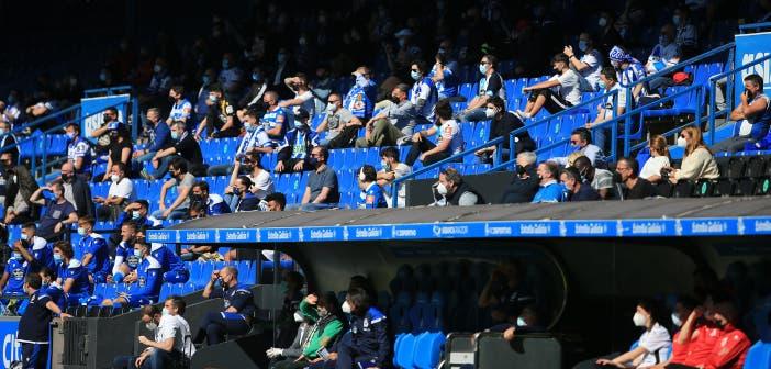 imágenes destacadas en el Deportivo vs Zamora