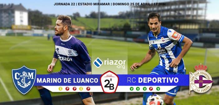 Marino de Luanco Deportivo previa