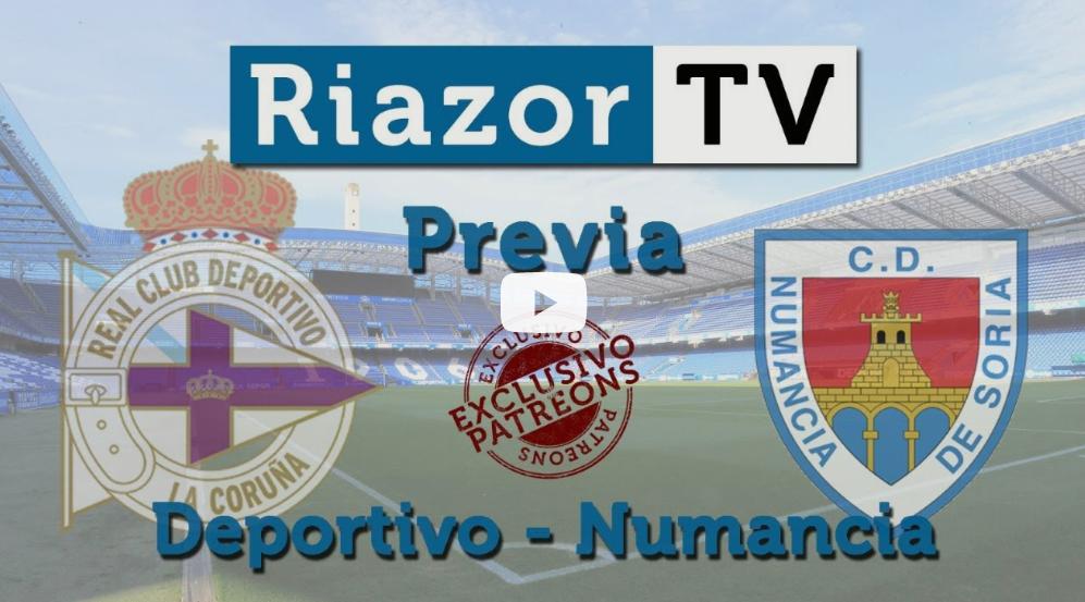 Deportivo vs Numancia