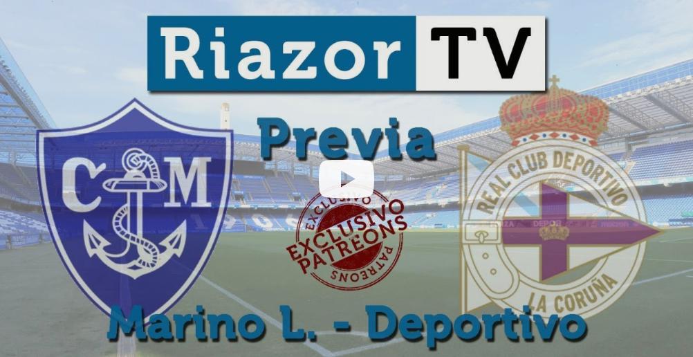 Marino de Luanco vs Deportivo