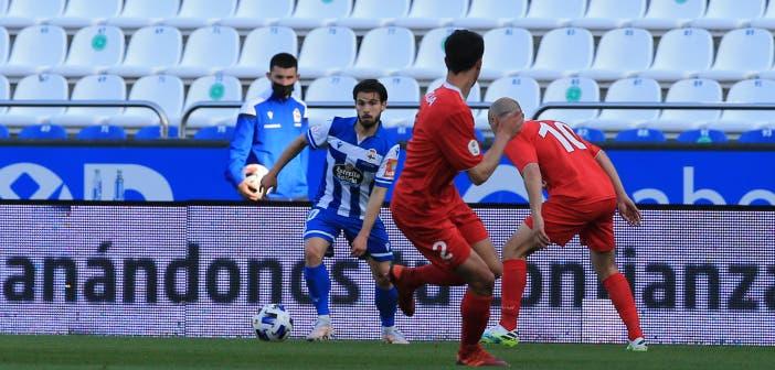 Deportivo vs Marino de Luanco