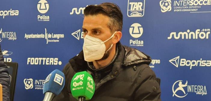 Rubén de la Barrera fue presentado con el Albacete