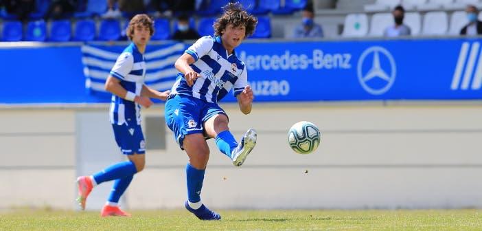 Jairo Noriega renueva con el Deportivo