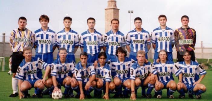 El Juvenil del Deportivo campeón de España