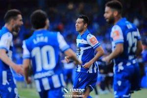Las imágenes de la victoria del Deportivo contra el Langreo