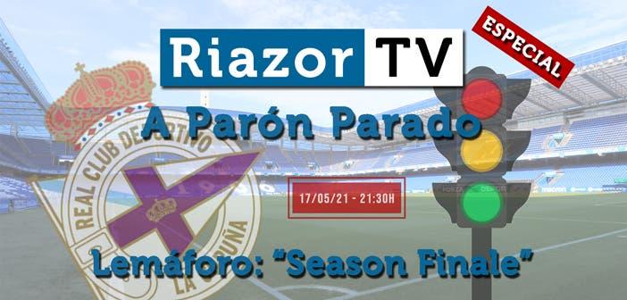 A Balón Parado directo en RiazorTV
