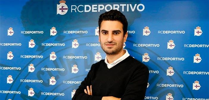 Carlos Rosende, nuevo secretario técnico del RC Deportivo