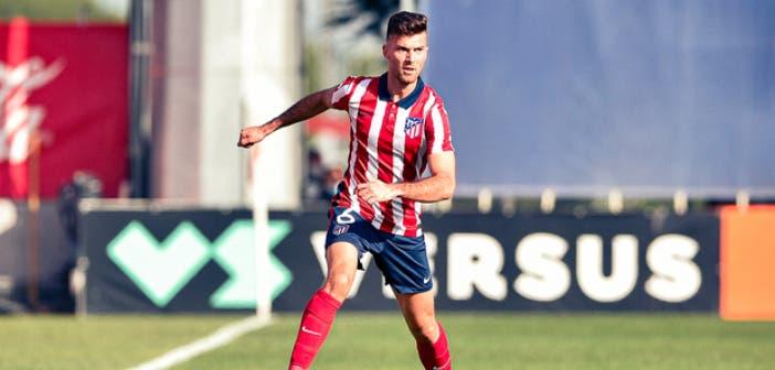 Josep Calavera del Atlético de Madrid, objetivo del Deportivo