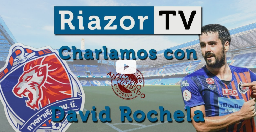 David Rochela y Dani Cancela se enfrentan en la Liga de Campeones de Asia