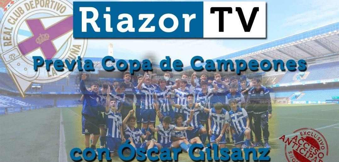 Deportivo vs UD Las Palmas de la Copa de Campeones