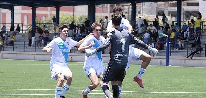 Deportivo, finalista de la Copa de Campeones juvenil