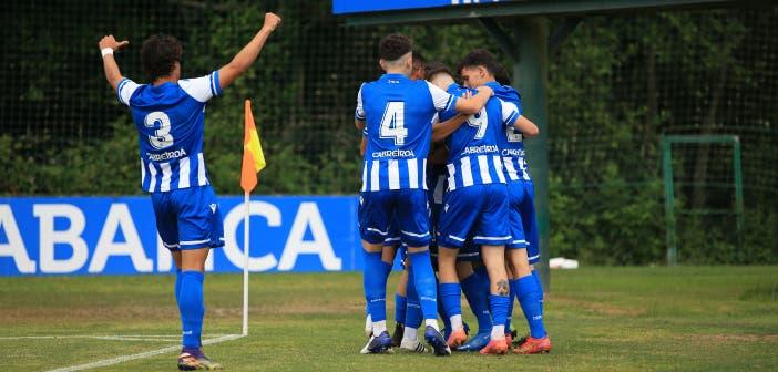 El Deportivo Juvenil se mide al Real Madrid en la Copa de Campeones