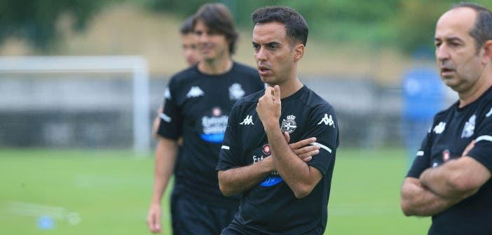 Borja Jiménez espera incorporaciones para el Deportivo en el tramo final de mercado