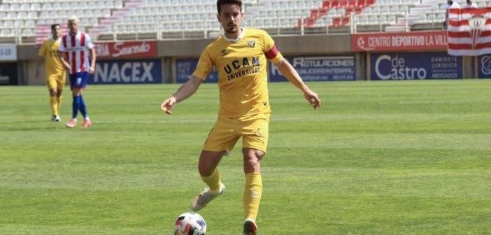 Rafa de Vicente, nuevo jugador del Dépor