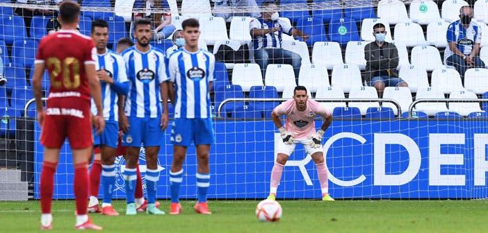 Convocatoria para el Deportivo vs Real Madrid Castilla