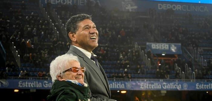 Josefa Armesto Rey, la socia más antigua del Deportivo, ha fallecido a los 92 años