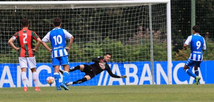 Gol Davo Fabril vs Racing Villalbés