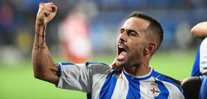 Menudo vuelve a la convocatoria para el Deportivo vs Badajoz