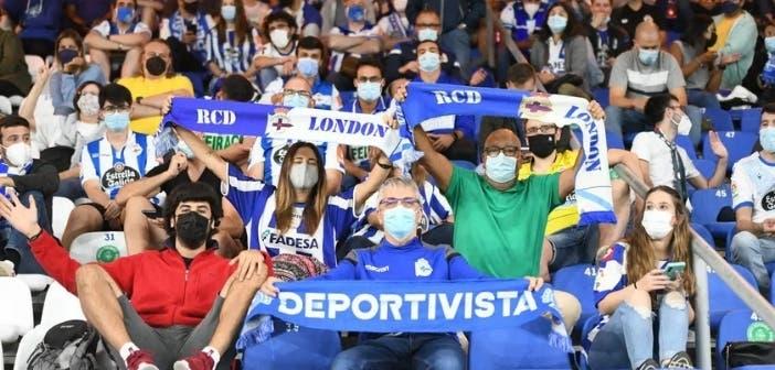 Riazor abrirá sus puertas para el Deportivo vs Sanse