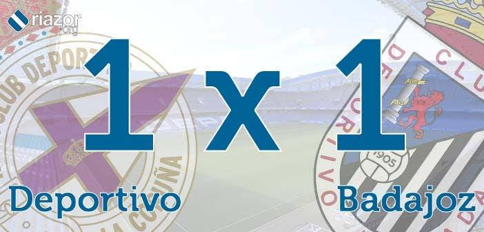 Jornada 4 Uno por Uno Deportivo Badajoz notas