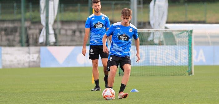 Noel regresa para el Calahorra vs Deportivo