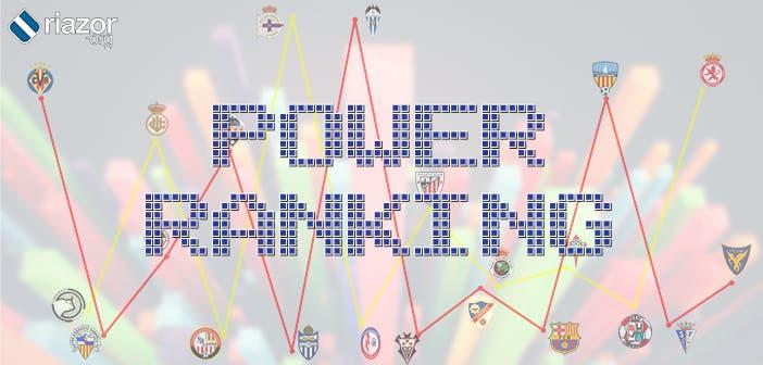 power ranking de la jornada 8 en la Primera RFEF