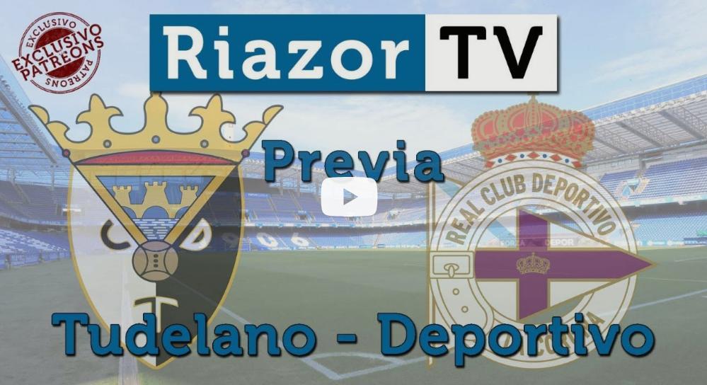Álex Gualda y previa Tudelano vs Deportivo