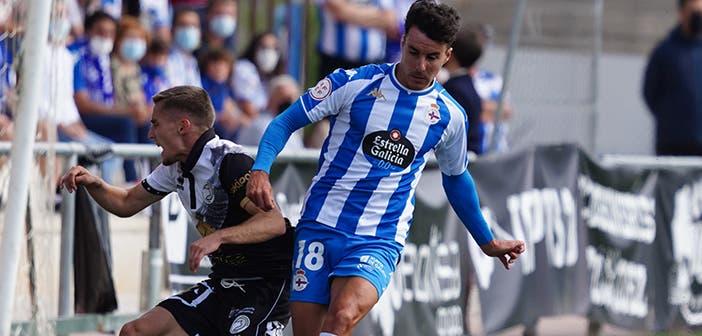Diego Aguirre elogia a Héctor y espera su momento en el Deportivo