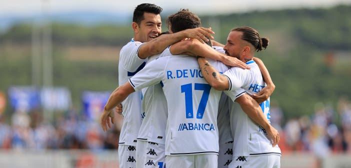 horario y como ver el Deportivo vs Badajoz